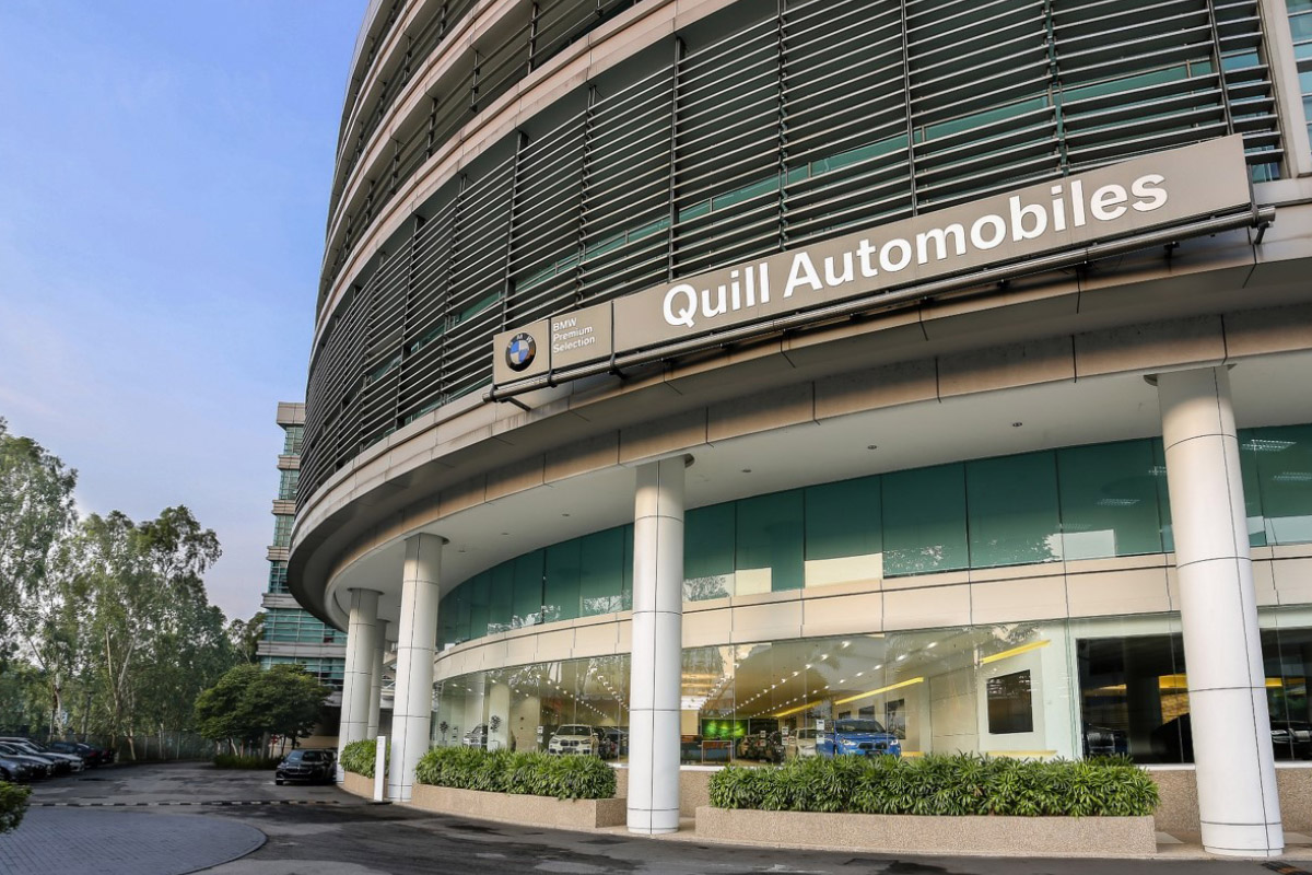 QUILL AUTOMOTIVES